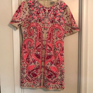 ASOS Embroidered Dress Size 10